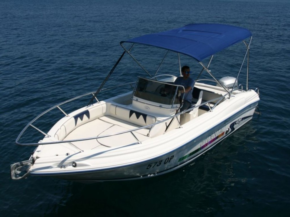 Boat rental Rancraft RM21 in Opatija on Samboat
