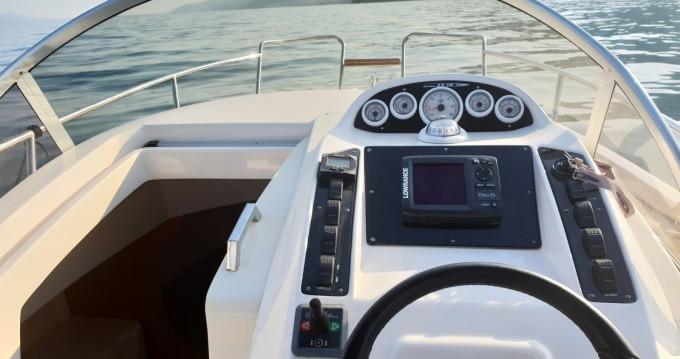 Barca a motore a noleggio Abbazia al miglior prezzo