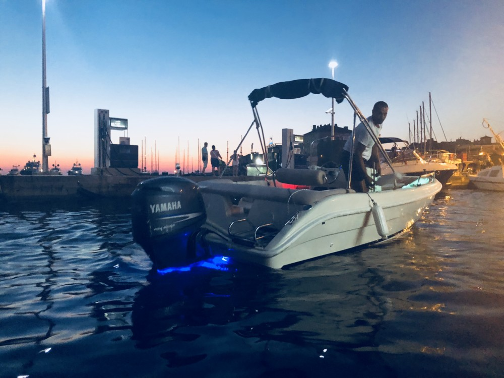 Rental Motor boat in Preko - Coverline pescosa 5.50