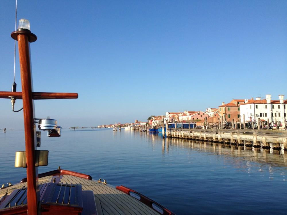 Verhuur Motorboot in Venetië - Pettersson Model R29 OC Pettersson Model R29 OC