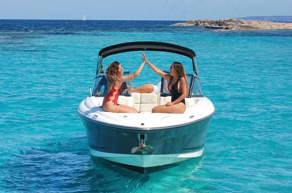 Rental Motor boat in Sant Antoni de Portmany - Sea Ray 270 SLX