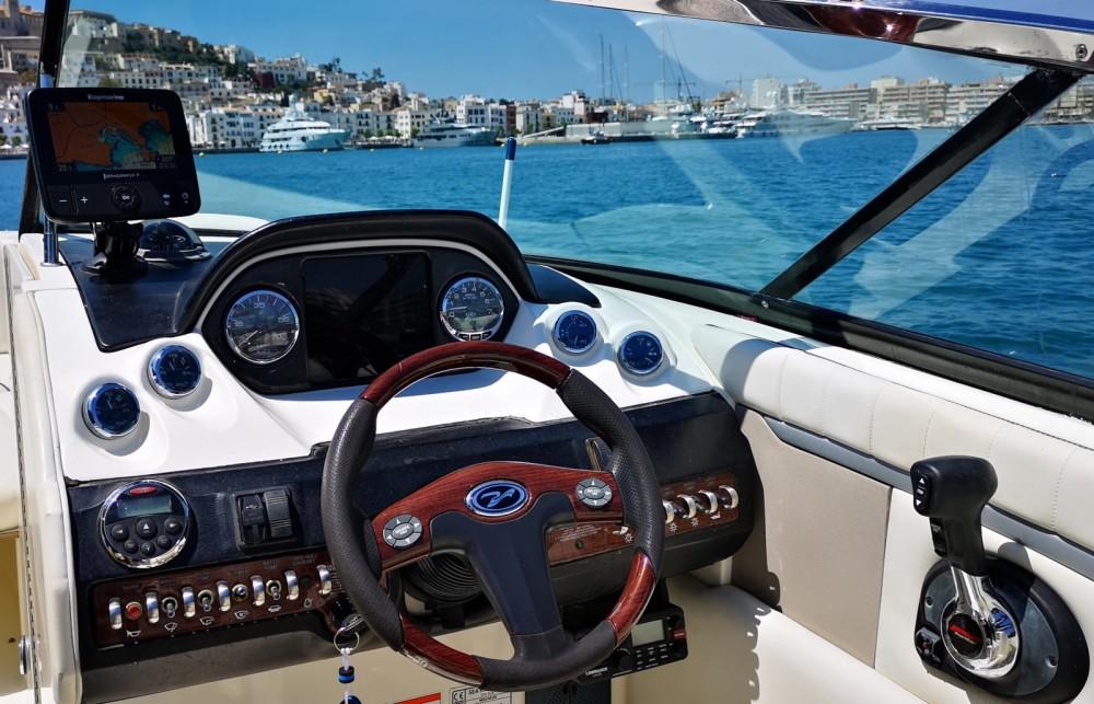 Sea Ray 270 SLX between personal and professional Sant Antoni de Portmany