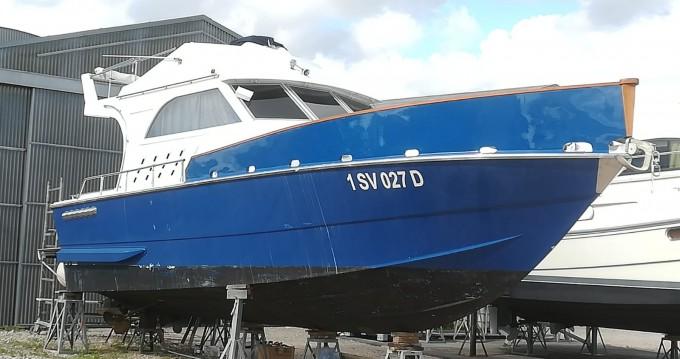 Location Bateau à moteur à Porto Badino - Raffaelli Regal Ambassador 35
