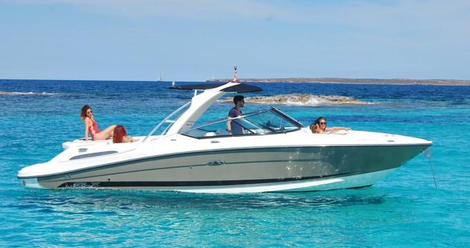 Louez un Sea Ray Sea Ray 270 SLX BAD à Île d'Ibiza