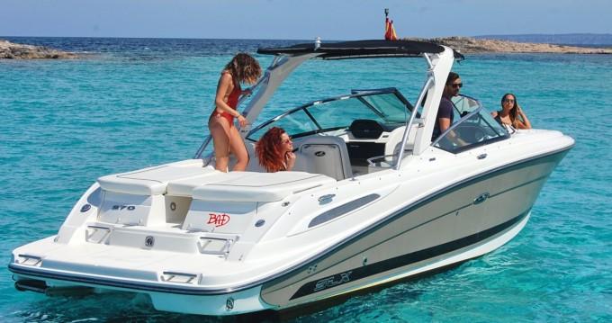 Sea Ray Sea Ray 270 SLX BAD entre particuliers et professionnel à Île d'Ibiza