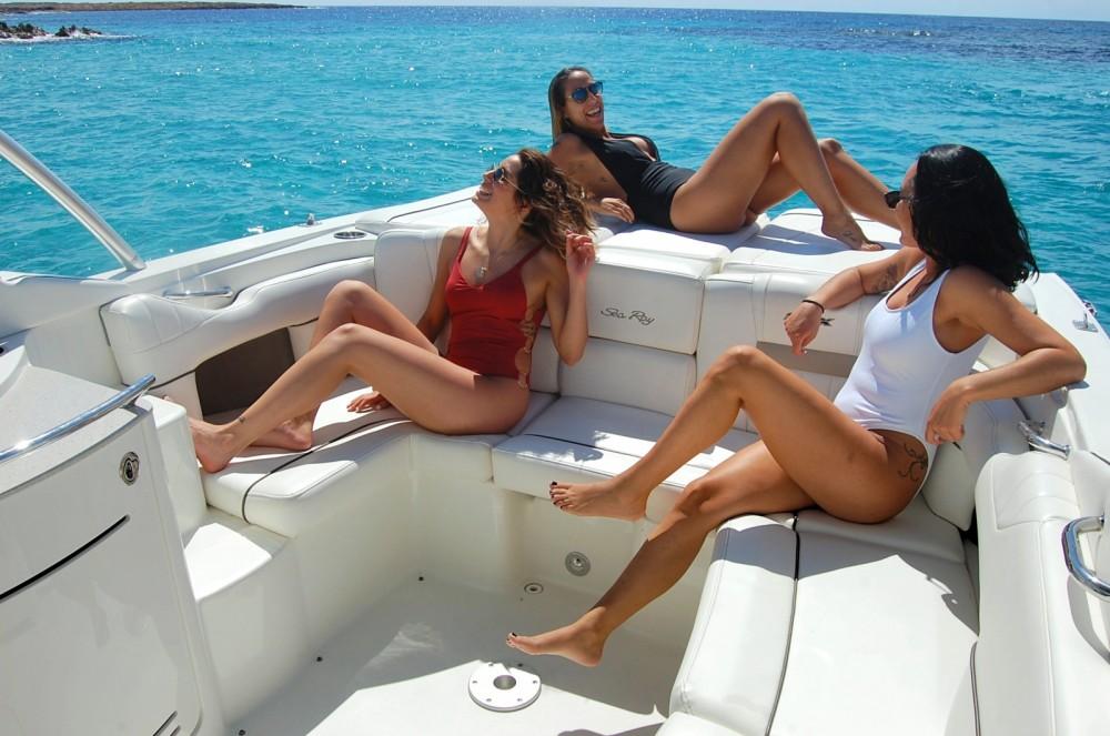 Rental yacht Sant Antoni de Portmany - Sea Ray Sea Ray 270 SLX BAD on SamBoat