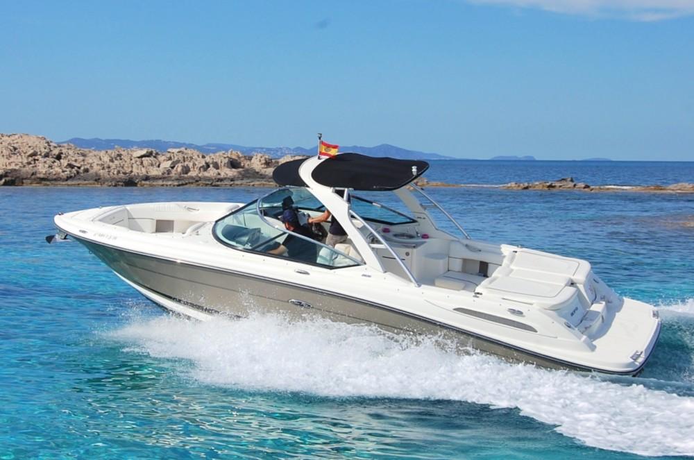 Motor boat for rent Sant Antoni de Portmany at the best price