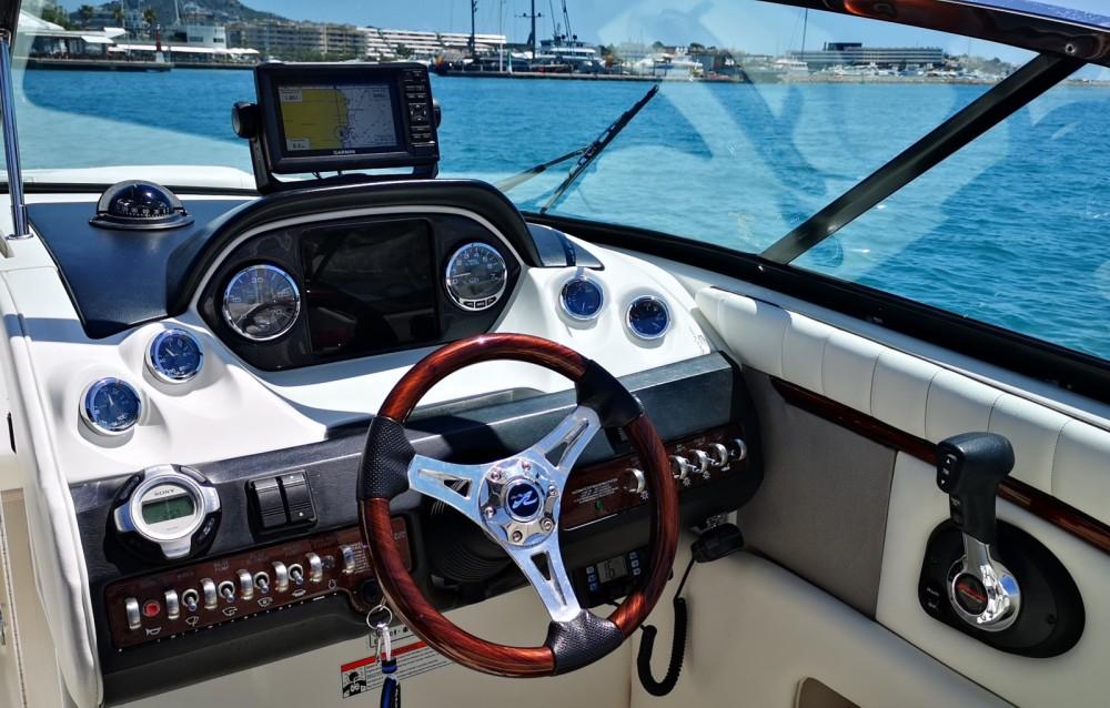 Boat rental Sea Ray Sea Ray 270 SLX BAD in Sant Antoni de Portmany on Samboat