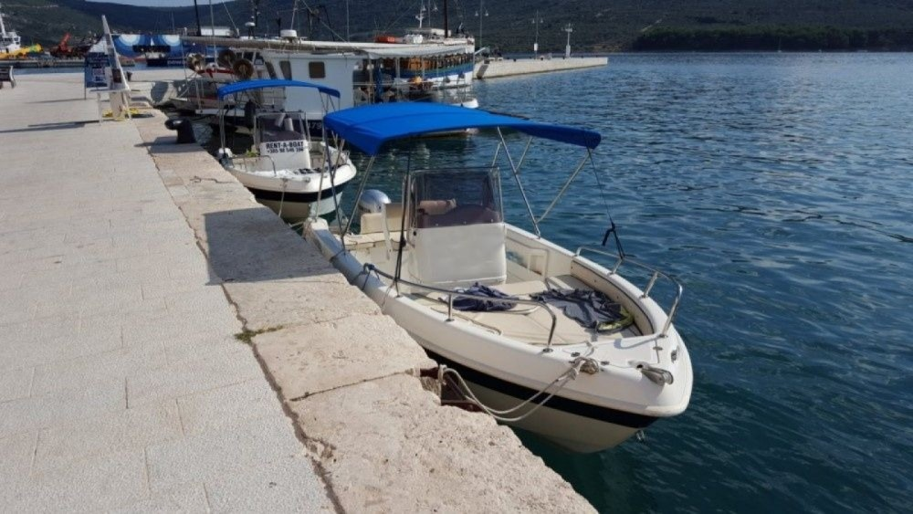 Rent a Allegra Boats ALL 560 Opatija