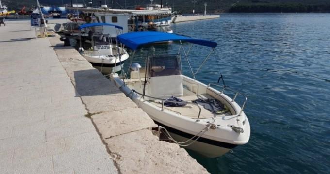 Location Bateau à moteur à Opatija - Allegra Boats ALL 560