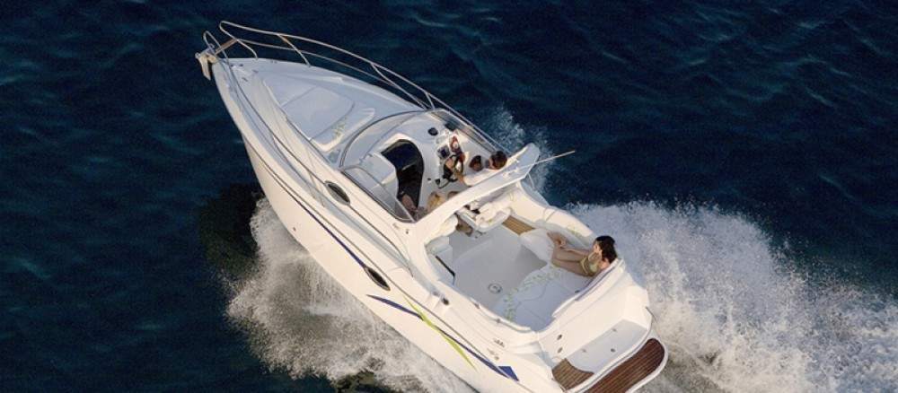 Rental Motor boat Lema with a permit