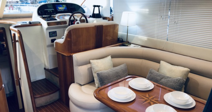 Hire Yacht with or without skipper Doqueve Torrevieja