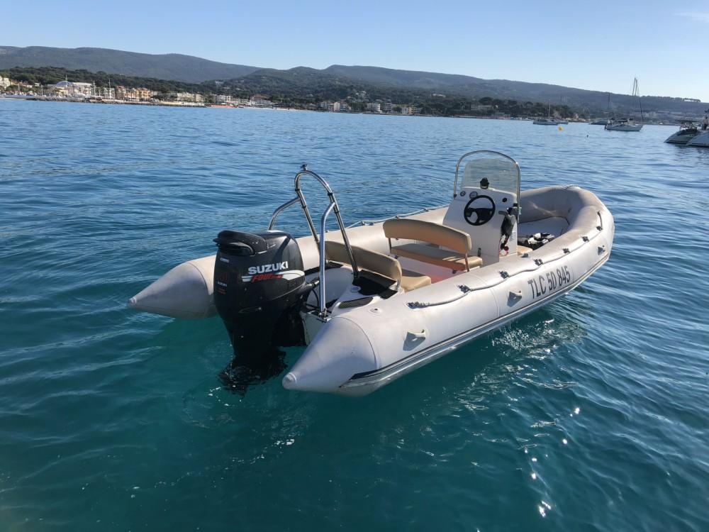 Bombard Explorer 640 te huur van particulier of professional in La Ciotat