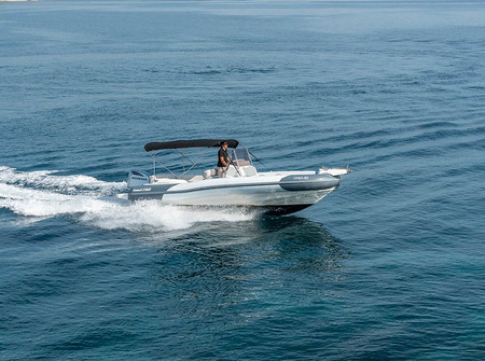 Hire RIB with or without skipper Marlin Boat Trogir
