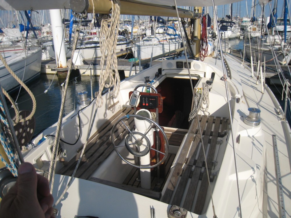Hire Sailboat with or without skipper Westerly Palavas-les-Flots