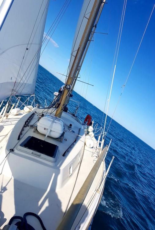 Rental yacht Palavas-les-Flots - Westerly Conway 36 on SamBoat