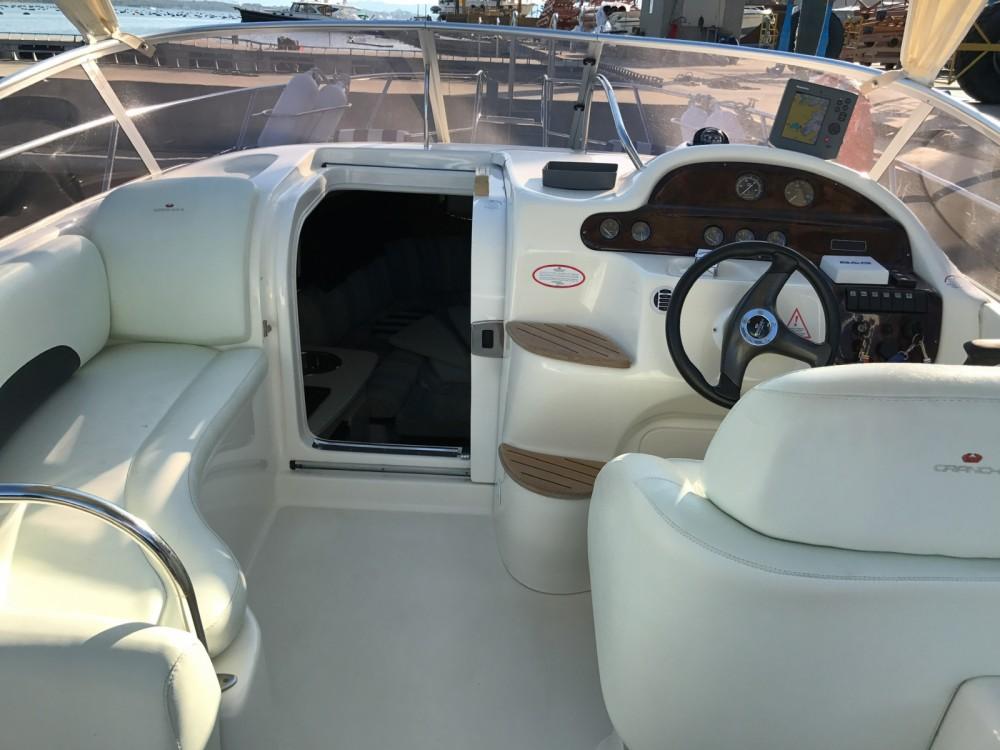 Boat rental Cannigione cheap Zaffiro 28