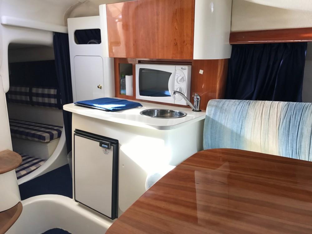 Boat rental Cranchi Zaffiro 28 in Cannigione on Samboat