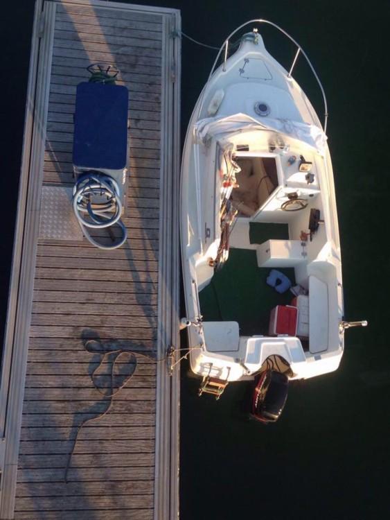 Location bateau Quicksilver Quicksilver 460 Cabine à Capbreton sur Samboat