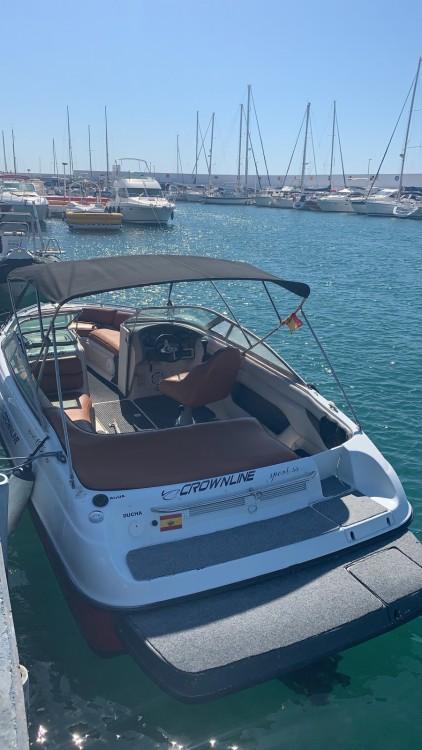Crownline Crownline 195 SS entre particuliers et professionnel à Marbella