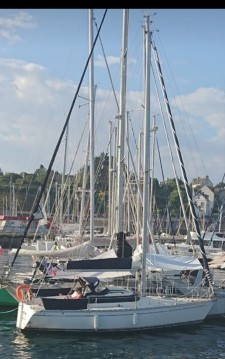 Jeanneau Fantasia 27 between personal and professional Lorient
