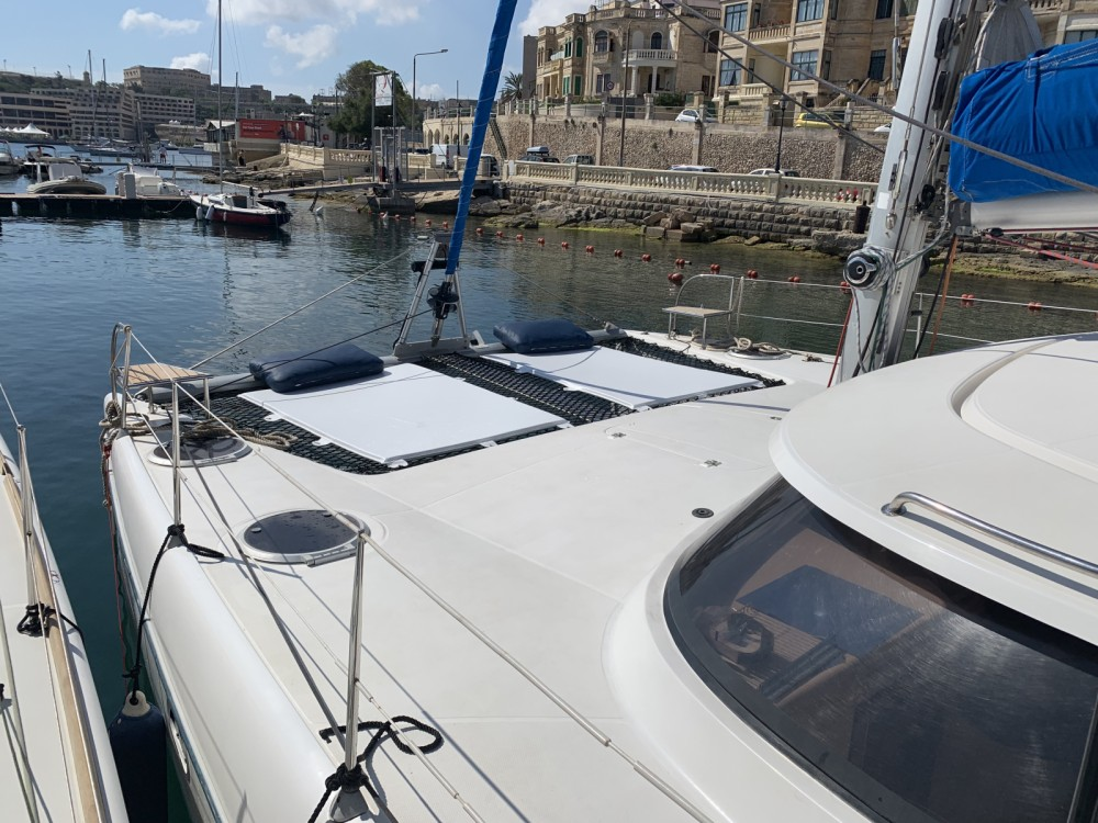 Location Catamaran à Tas-Sliema - Fountaine Pajot Lavezzi 40