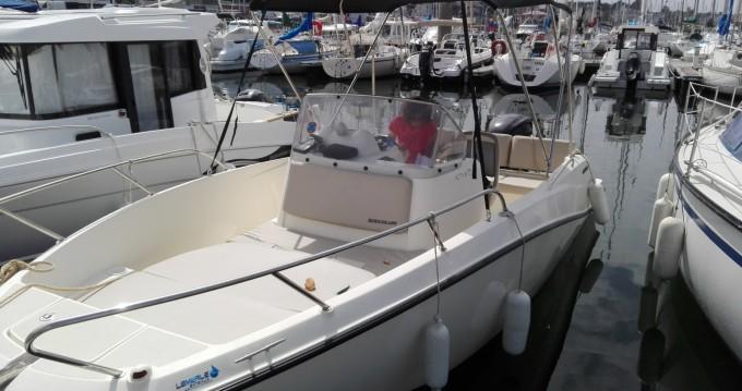 Boat rental Quicksilver Quicksilver 675 Open Activ in Piriac-sur-Mer on Samboat
