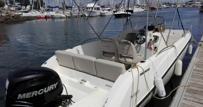 Hire Motor boat with or without skipper Quicksilver Piriac-sur-Mer