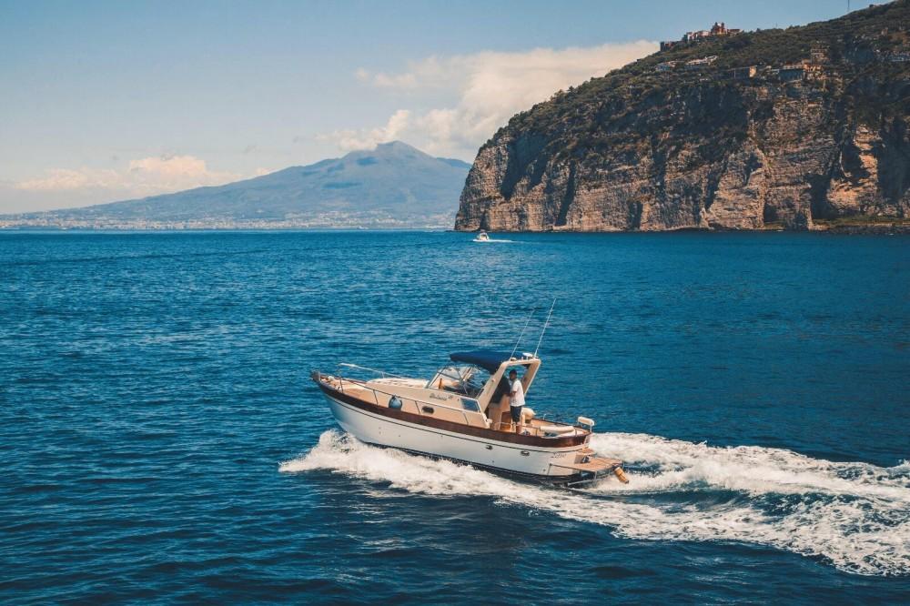 Boat rental Piano di Sorrento cheap Orione Cabin