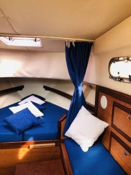 Rental Motor boat in Piano di Sorrento - Di Luccia 28 Orione Cabin