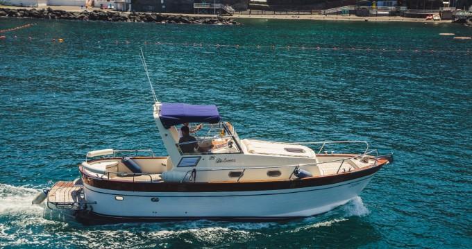 Rental yacht Piano di Sorrento - Di Luccia 28 Orione Cabin on SamBoat