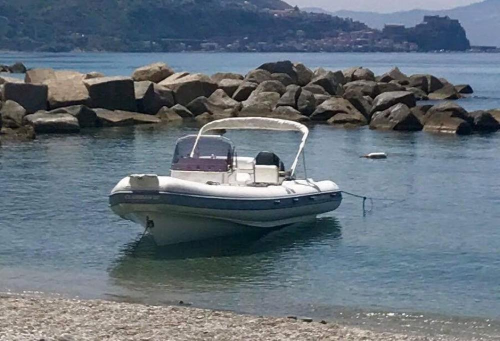 RIB for rent Reggio di Calabria at the best price