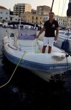 Rental RIB in Reggio di Calabria - Joker Boat Clubman 26