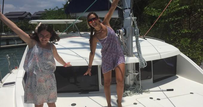 Robertson and Caine Moorings 3900 entre particuliers et professionnel à Phuket