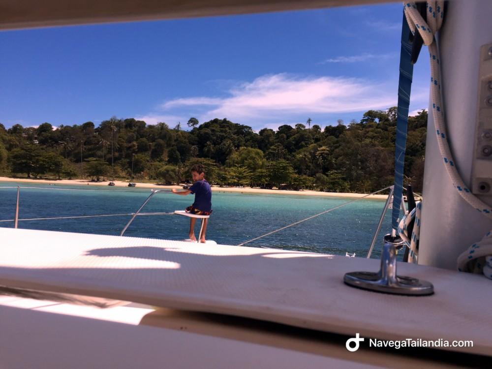 Rental yacht Phuket - Leopard 3900 on SamBoat