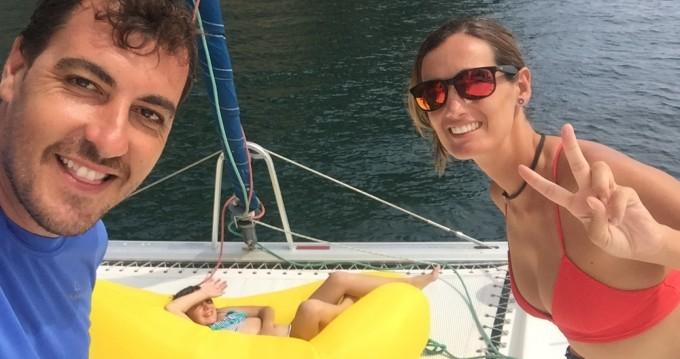 Louer Catamaran avec ou sans skipper Robertson and Caine à Phuket
