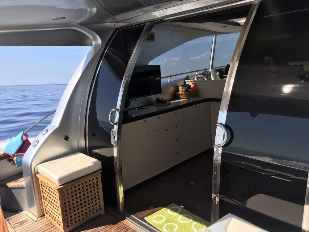 Rental yacht Castiglione della Pescaia - Pietra-Marina-46 pm46 on SamBoat