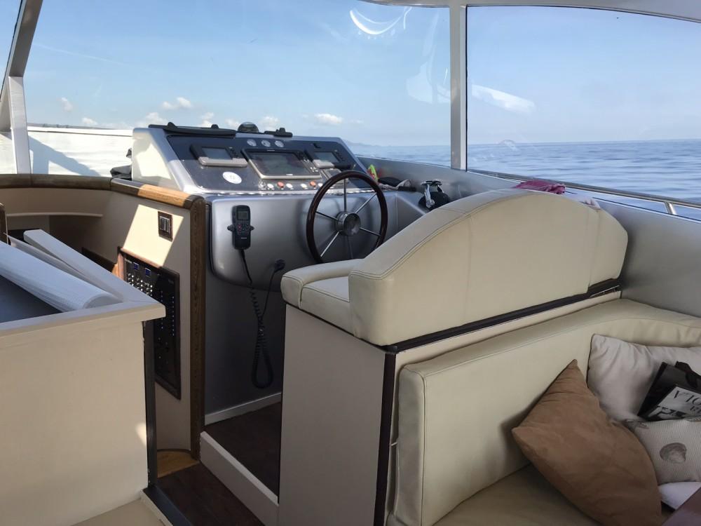 Rental Motor boat Pietra-Marina-46 with a permit