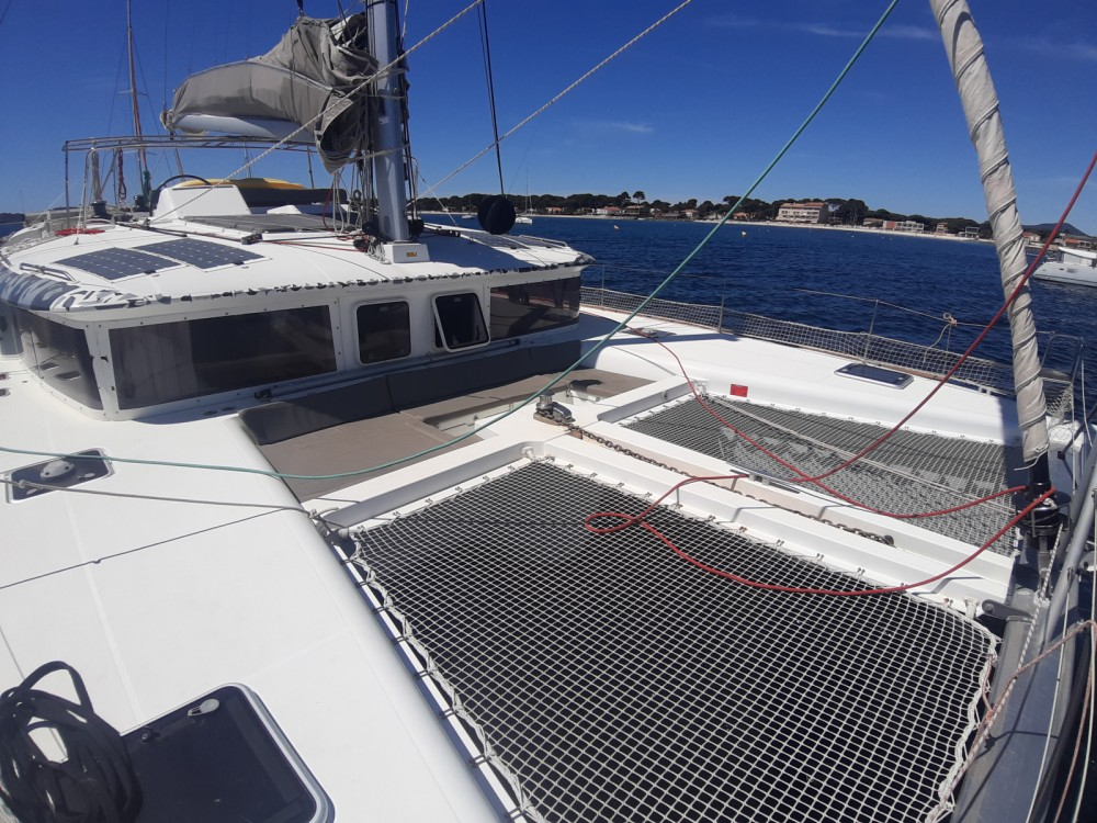 Location yacht à Hyères - Lagoon Lagoon 450 F sur SamBoat