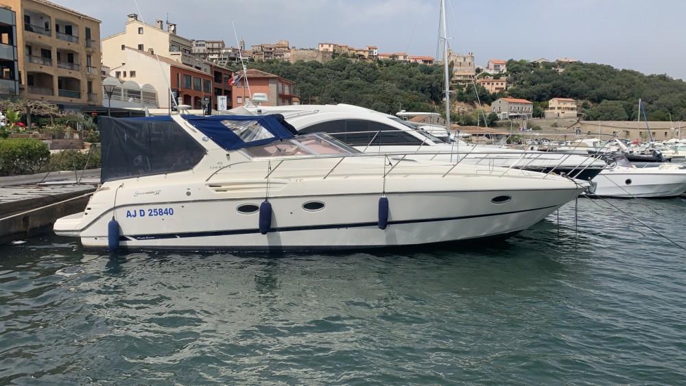 Cranchi Smeraldo 37 te huur van particulier of professional in Porto-Vecchio