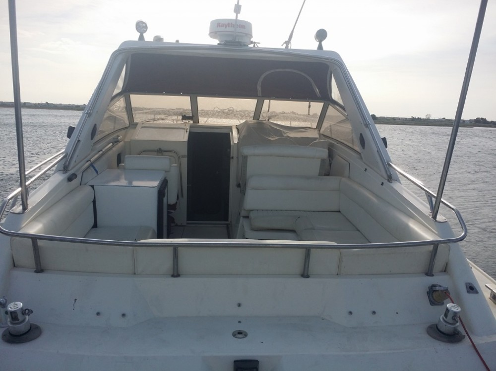 Sunseeker San Remo 33 between personal and professional Gruissan