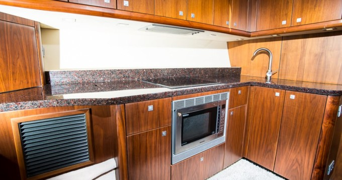 Louer Yacht avec ou sans skipper Sunseeker à Split
