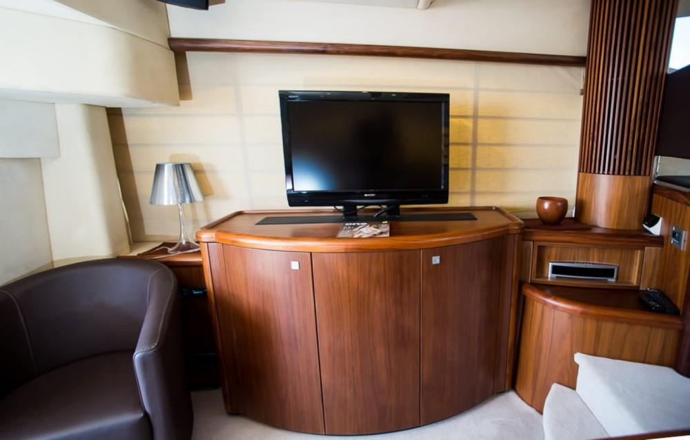 Noleggio yacht Spalato - Sunseeker Manhattan 52 su SamBoat