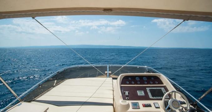 Location bateau Sunseeker Manhattan 52 à Split sur Samboat