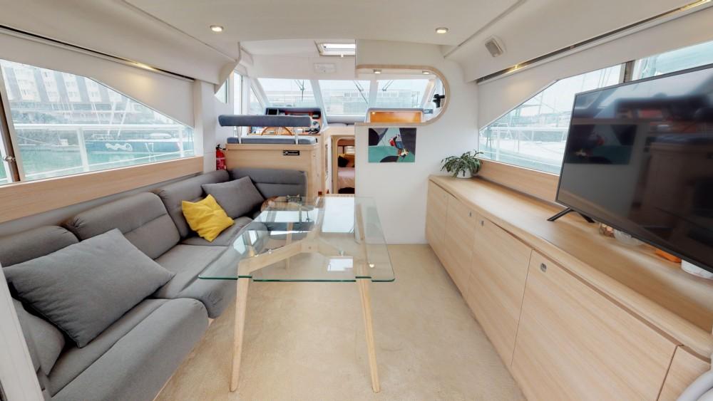 Boat rental La Rochelle cheap Guy Couach 1401 Fly