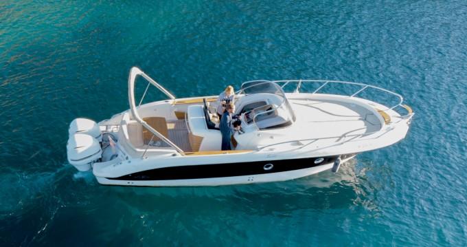 Verhuur Motorboot in Ibiza - Sessa Marine Key Largo 30