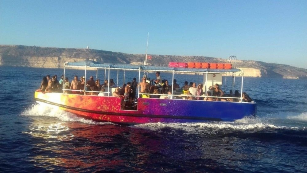 Verhuur Motorboot in Il-Mellieħa - Carvel Motor Ship Iveco Aifo