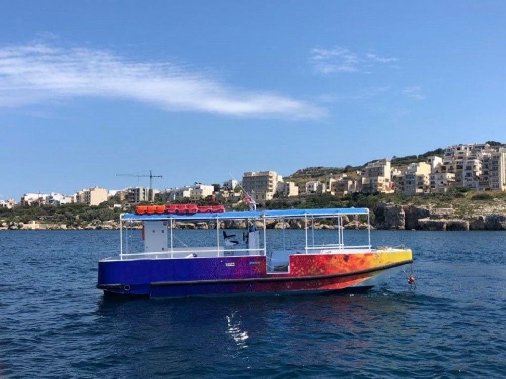 Jachthuur in Il-Mellieħa - Carvel Motor Ship Iveco Aifo via SamBoat
