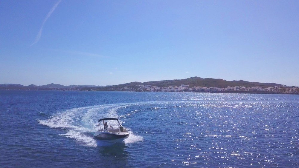 Bootverhuur Quicksilver Activ 675 Sundeck in Balearic Islands via SamBoat