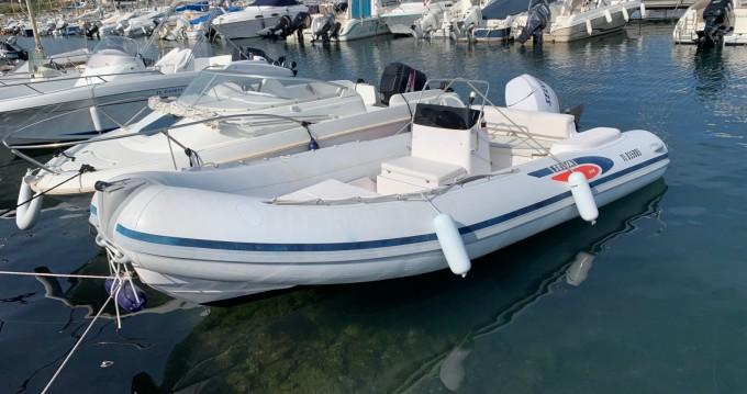 Location yacht à Six-Fours-les-Plages - Selva Selva 540 Pro sur SamBoat